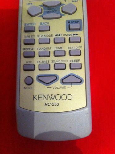 kenwood rc-553