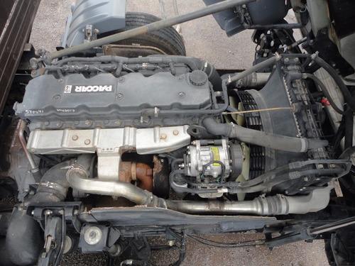 kenworth kw45 2009 motor cummins isb euroiii susp. neumatica