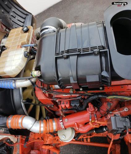 kenworth t-660 aerocab naranja 2012
