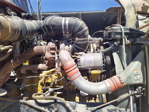 kenworth t-800 motor cat 3306 dti caja fuller funcionando
