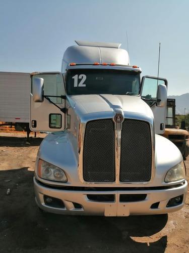 kenworth  t600 2012