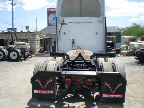 kenworth t600 isx 18 vel 46,000 lbs 100% mex baja federal