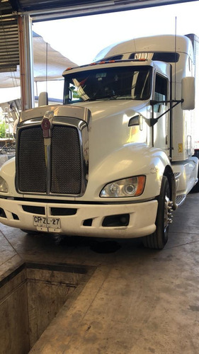 kenworth t660 6x4 motor caterpilar