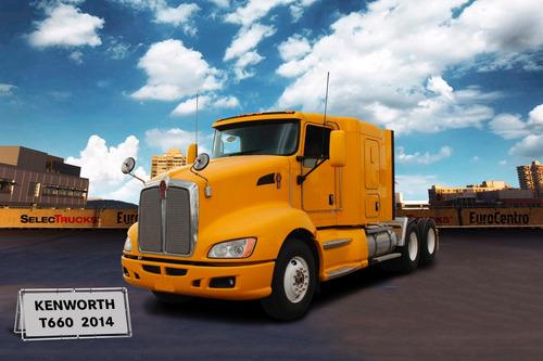 kenworth t660 camión