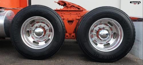 kenworth tractocamion t-660 aerocab  2012 naranja