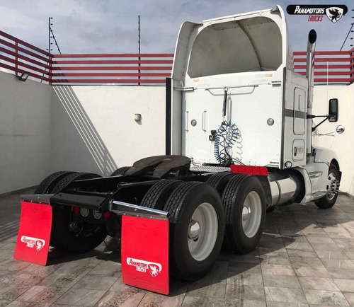 kenworth tractocamion t-660 blanco 2012