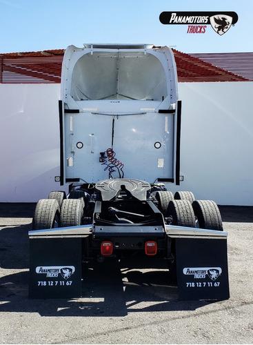 kenworth tractocamion t-800 tm eaton fuller 18 vel, blanco