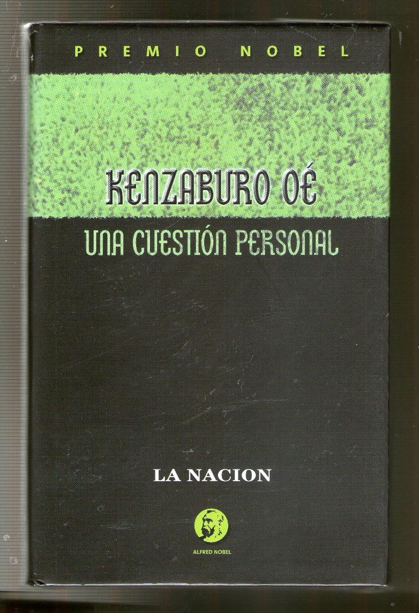kenzaburo oe una cuestion personal