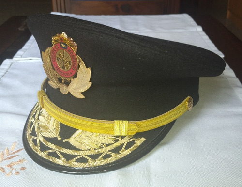 kepys oficial superior de bomberos