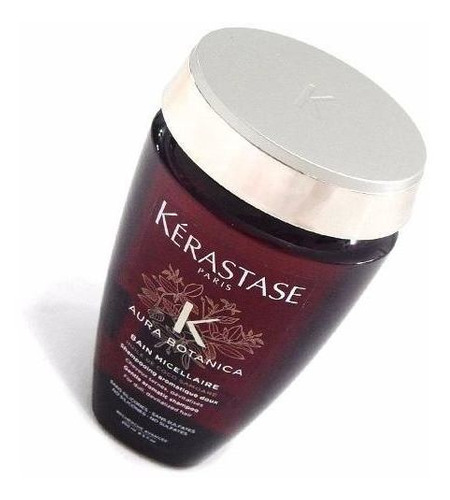 kerastase aura botanica bain shampoo natural nutricion 250ml