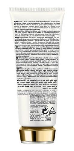 kerastase elixir ult acondicionador 200ml