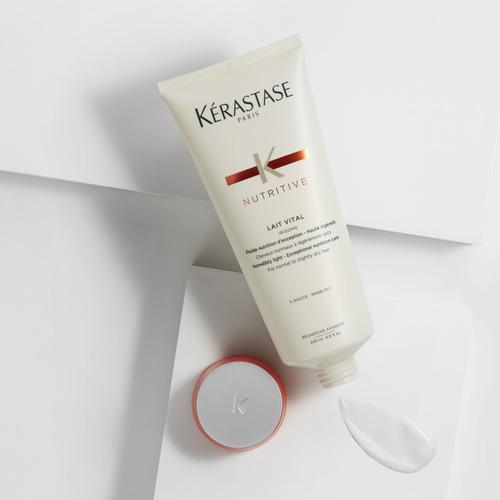 kerastase lait vital acondicionador cabello seco 200ml