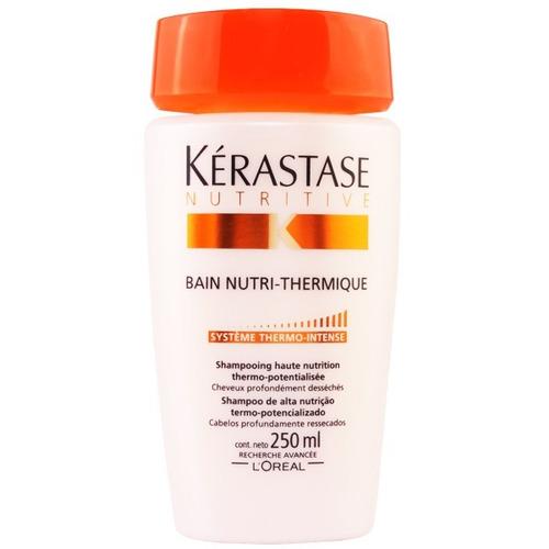 kerastase nutritive shampoo bain nutri thermique 250 ml