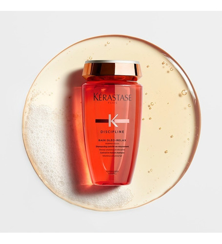 kerastase oleo relax shampoo cabello rebelde 250ml