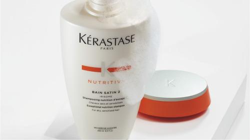 kerastase shampoo cabello muy seco bain satin 2 nutri 250ml