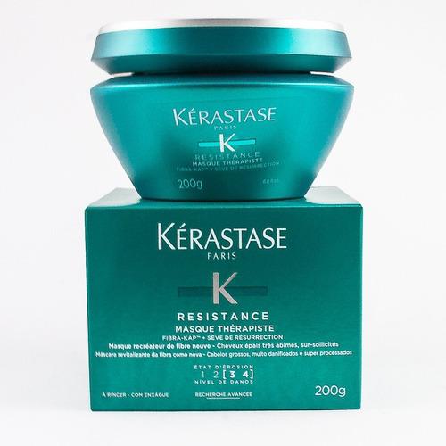 kerastase therapiste mascara resistance 200ml + brinde