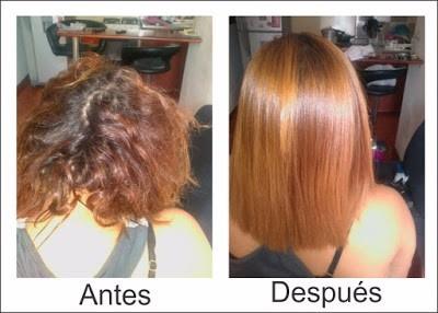 keratina alisado de cabello sin formol kit+obsequio