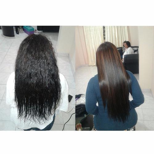 keratina alisado permanente de cabello 150 ml sin formol