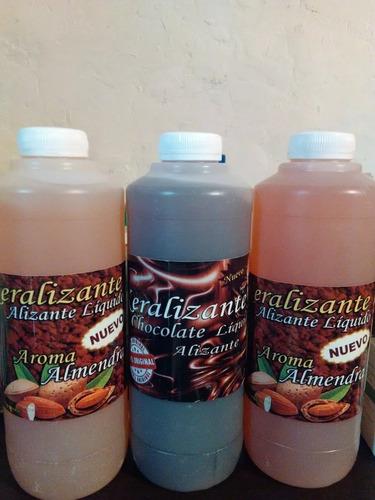 keratina alisante de chocolate keralizante 1 litro original