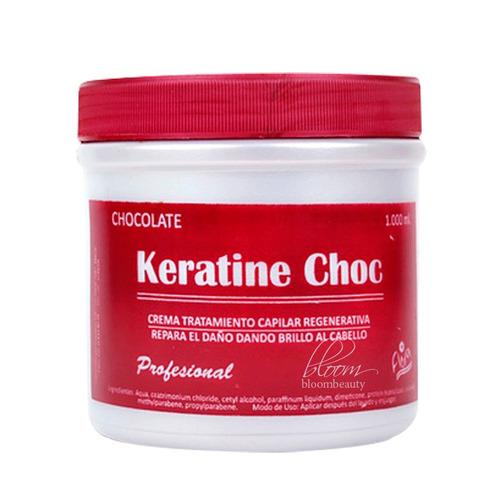 keratina de chocolate 1000 ml