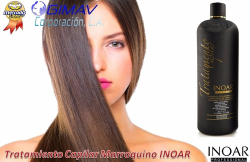 keratina inoar marroquina alemana 250ml en kit 100% original