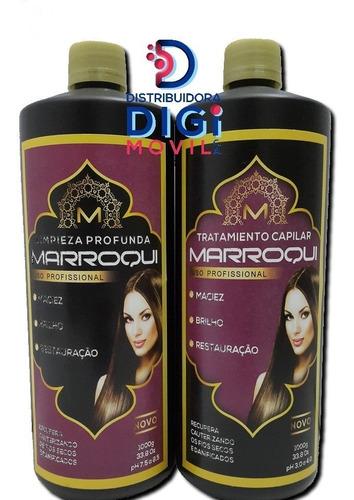 keratina marroqui 1 litro cabellos rebelde