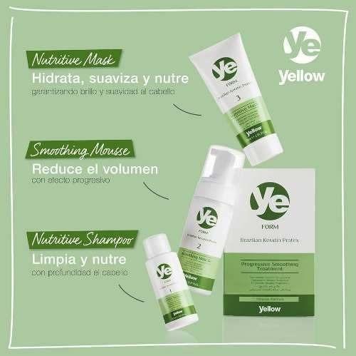 keratina yellow alfa parf