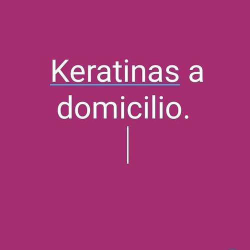 keratinas a domicilio