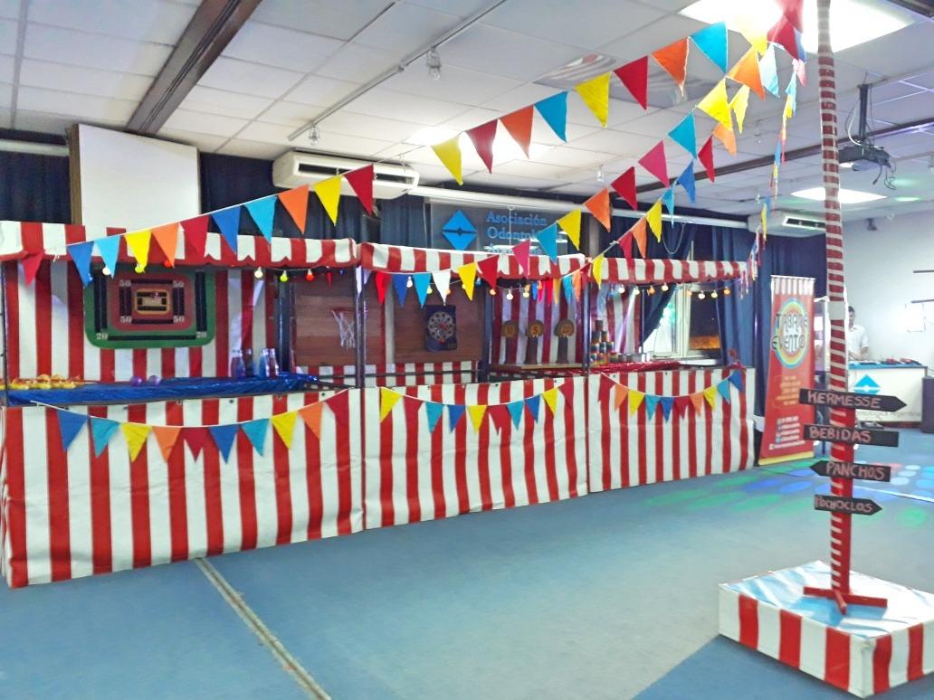 Kermesse Alquiler De Juegos Cumpleanos Infantiles En Mercado Libre