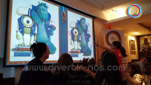 kermesse animación infantil show magia minidisco mago juegos