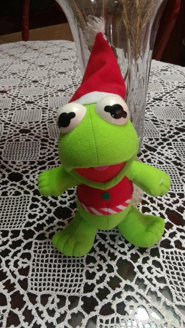 kermit muppets baby peluche rana mc donalds muñeco 280 00 en