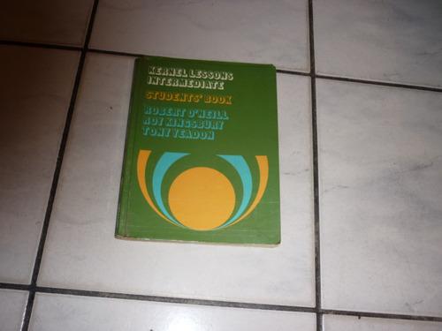 kernel lessons intermediate student'sbook
