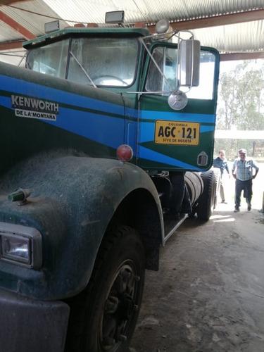 kernworth w900, 1980