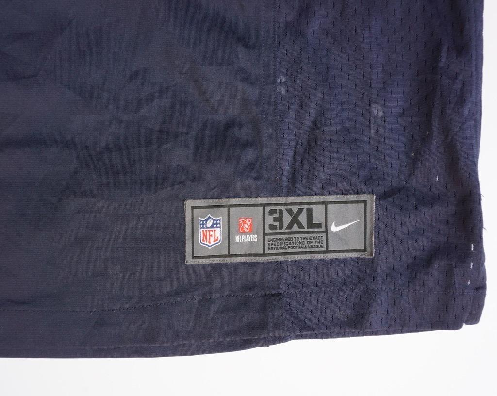 buy popular 14b78 613e4 Kersey Nike Talla 3xl Chicago Bears On Field Xxxl Nfl
