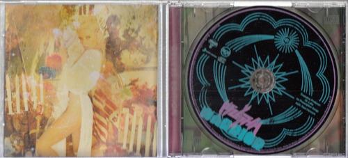 kesha. warrior. cd original usado. qq2.  p.b.