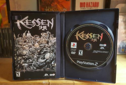 kessen para playstation 2 ps2 ¡clasico!