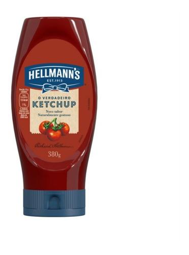 ketchup hellmann´s tradicional 380gr