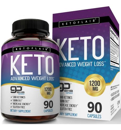 keto advanced quema grasa baje de peso supresor cero dieta