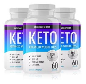 Keto Advanced Weight Loss 3 Frasco Envío Gratis