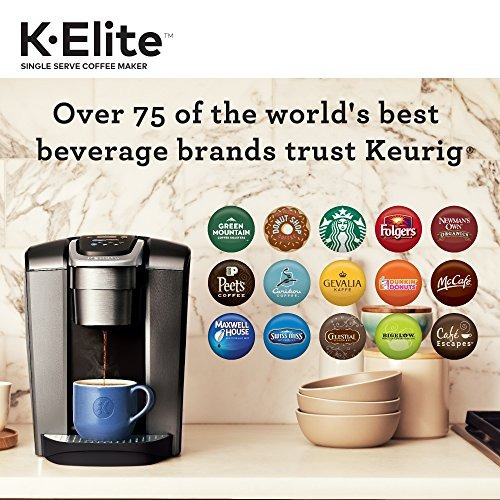 keurig kelite k single serve kcup pod maker con fuerte contr