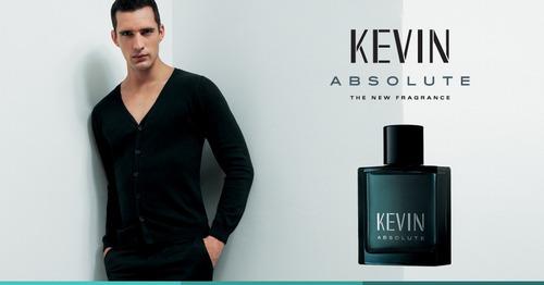 kevin absolute edt 100ml + desodorante fragancia hombre