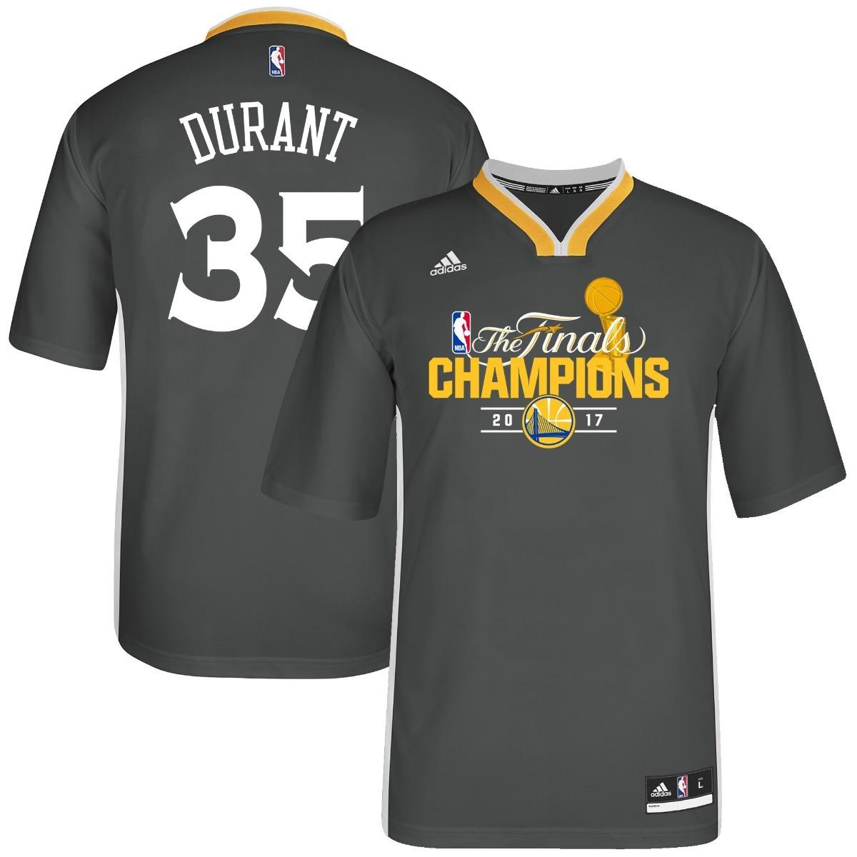 7a49d9ee35f Kevin Durant Jersey adidas Golden State Warriors -   840.00 en ...