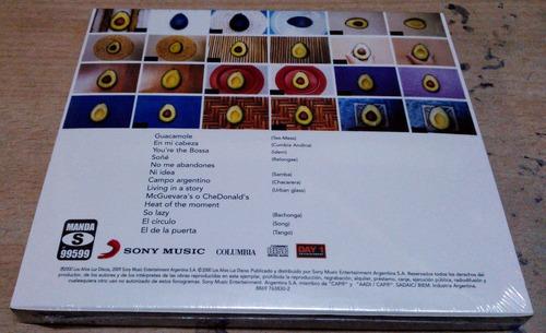 kevin johansen the nada cd sellado  / kktus