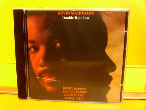 kevin mahogany - double rainbow - cd