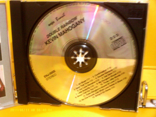 kevin mohogany - double rainbow - cd