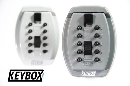 key box sin llaves seguridad comodidad caja fuerte cerradura