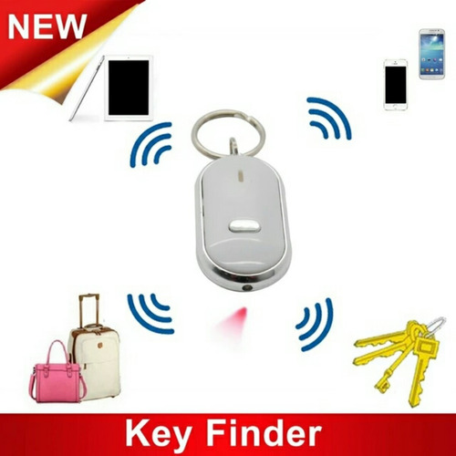key finder assovio chaveiro chave localizador rastreador top