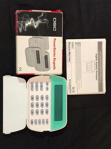 key pad dsc pk5500