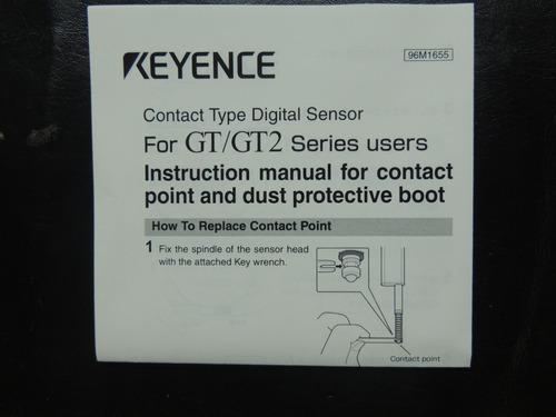 keyence op-77680  contact, roller para gt2