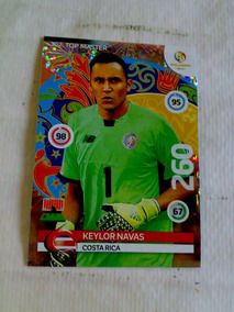 b59f3b43924 Keylor Navas Costa Rica Copa America Centenario Tarjeta 302